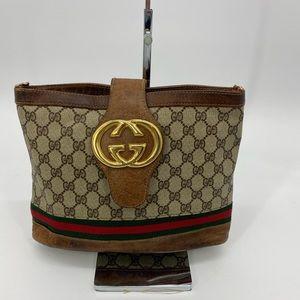 ♥️sold♥️Vintage Sherryline Gucci Converted clutch